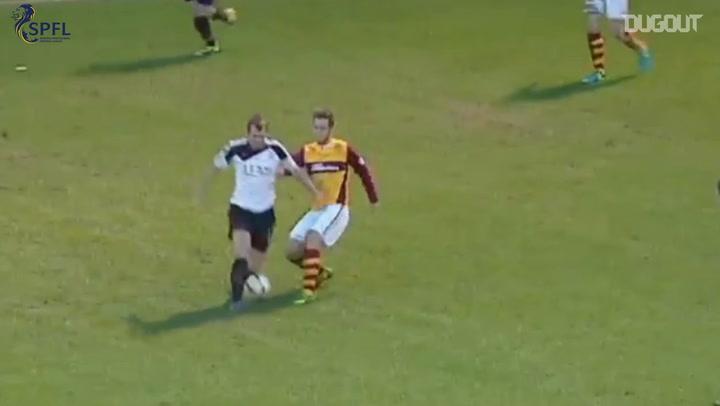 Debut Goals: Adam Rooney Vs Motherwell