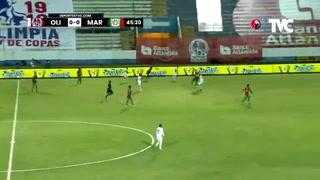 Eddie Hernández abre el marcador y Olimpia toma ventaja| Cortesía