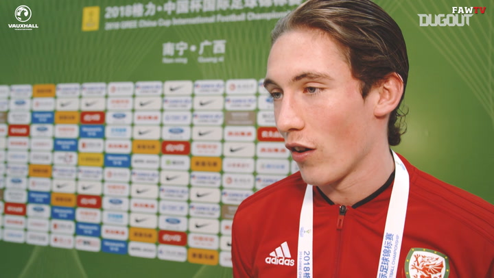 Harry Wilson Speaks After Wonderful Goal vs China