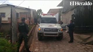 Hombre es asesinado en la colonia 28 de Marzo en Tegucigalpa
