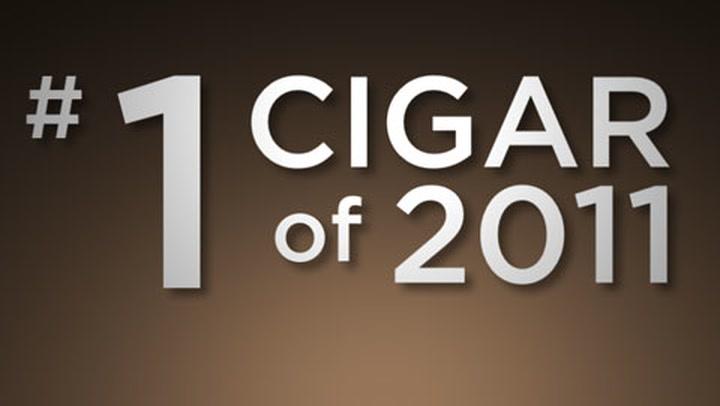 2011 No. 1 Cigar