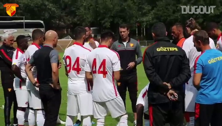 Göztepe take on Union Saint Gilloise in pre-season match-up