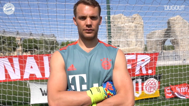 How to Pick Your Goalkeeper Gloves - by Manuel Neuer