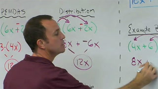 Algebra Tools: The Distributive Property