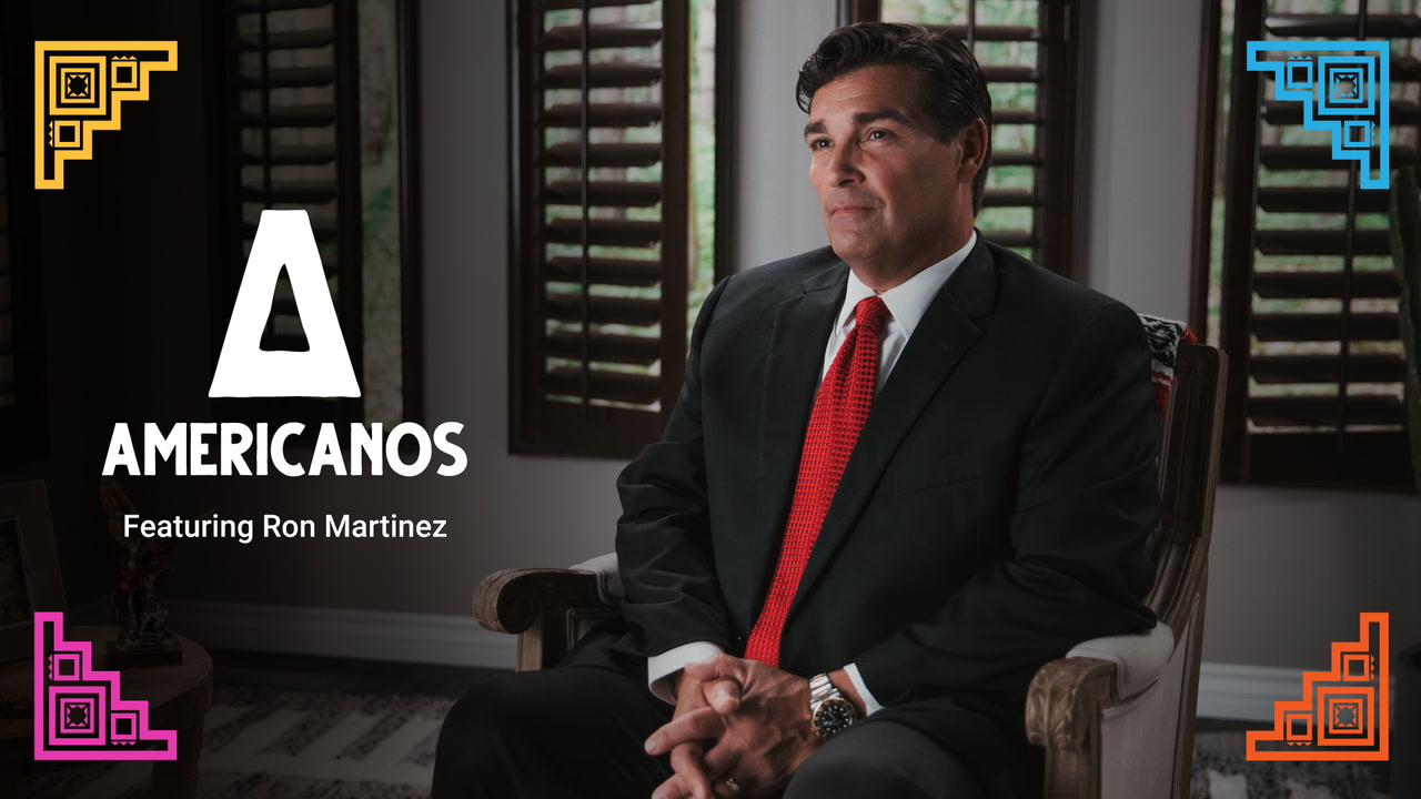 Ron Martinez, Mexico