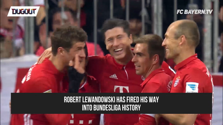Lewandowski: One of the Very Best!