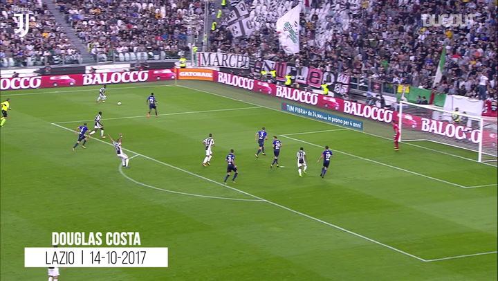 First Juventus Goals: Costa, Vieira, Nedvěd, Del Piero, Vialli