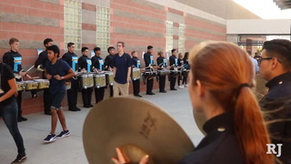 Back to school celebration at Foothill High School
