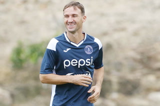 Gonzalo Klusener, encantado con Motagua: