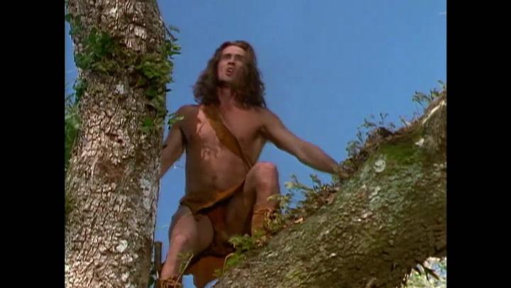 Tarzan's Return: Part 1