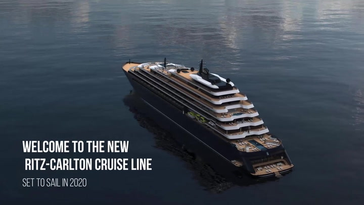 Ritz Carlton Yacht Collection To Debut In 2020
