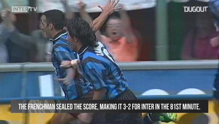 Throwback: Inter 3-2 Fiorentina (1997)
