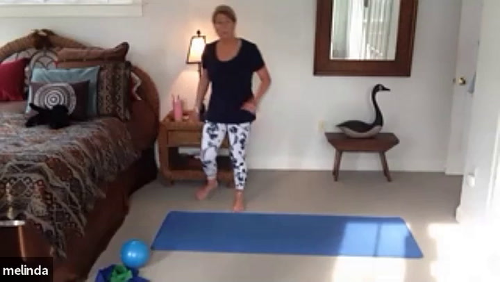 Day 21 Final Day Pilates