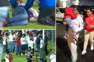 Caos dentro y fuera del estadio Nacional; se reportan tres aficionados muertos