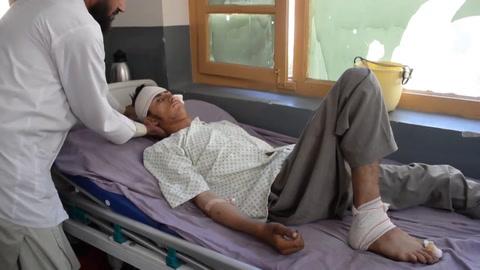 Ataques con drones y coche bomba en Afganistán dejan decenas de muertos