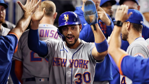 Is Michael Conforto playing his last games as a Met?