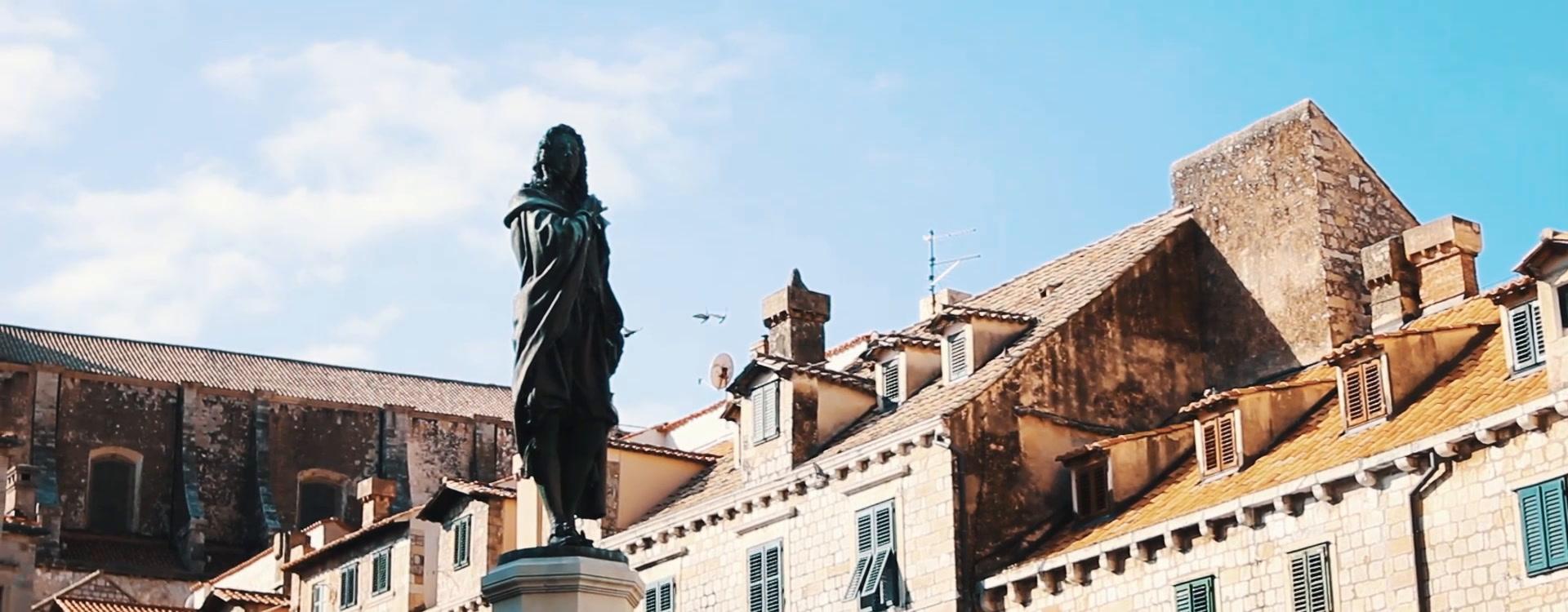 Caroline + Jonas | Dubrovnik, Croatia | St. Lawrence fort