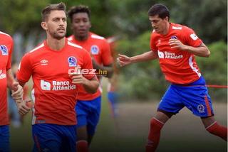 Bonfigli y Chavasco están listos para debutar con el Olimpia