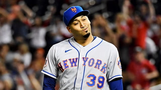 Should Mets stick with Edwin Diaz as primary closer in 2022?   Baseball Night in NY