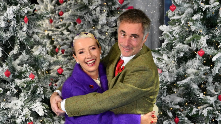 Greg Wise reveals wife Emma Thompson encouraged him to sign up for Strictly Come Dancing