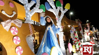 Holiday parades help bring shoppers to Downtown Summerlin
