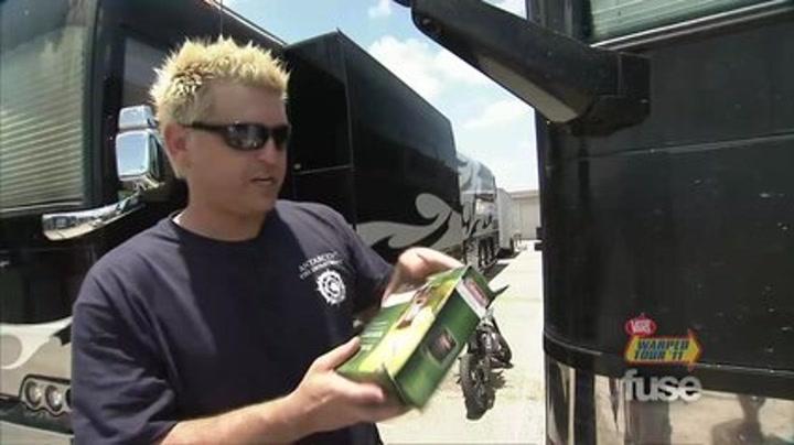 Festivals: Warped Tour: Less Than Jake's Warped Tour Survival Tip #3 - Warped Wednesdays 2011