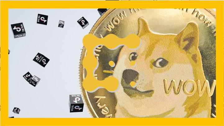 TikTok Fans Aim to Inflate Dogecoin