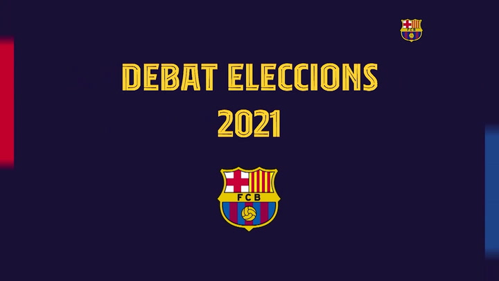 El debate completo de los candidatos Font y Freixa en Barça TV