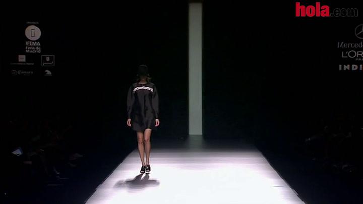 Fashion Week Madrid otoño-invierno 2014-2015: Moisés Nieto