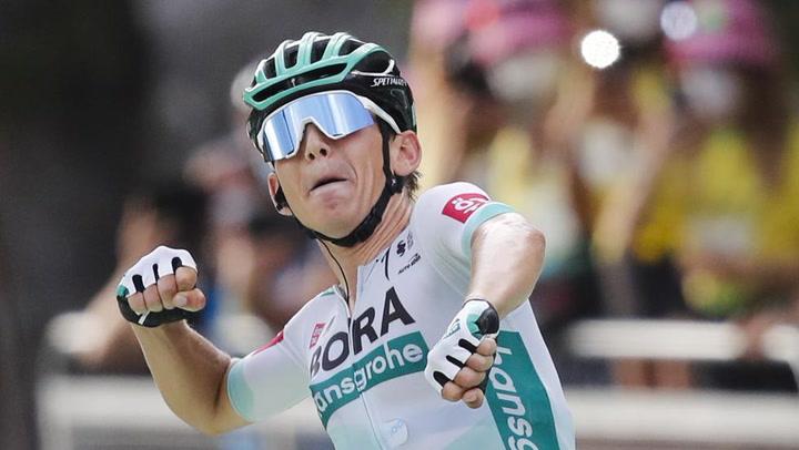 Resumen de la 16ª etapa del Tour en la que Kämna niega el triunfo a Ineos