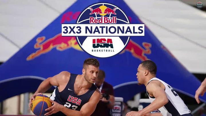 RED BULL USA BASKETBALL 3X3 NATIONALS: CHAMPIONSHIP GAMES