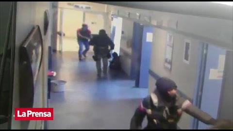 Comandos armados sorprenden en hospitales de Guanajuato
