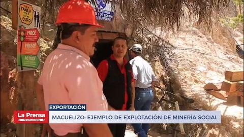 Macuelizo ejemplo de explotación de minería social