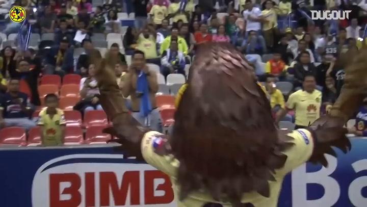 Club América best moments vs León