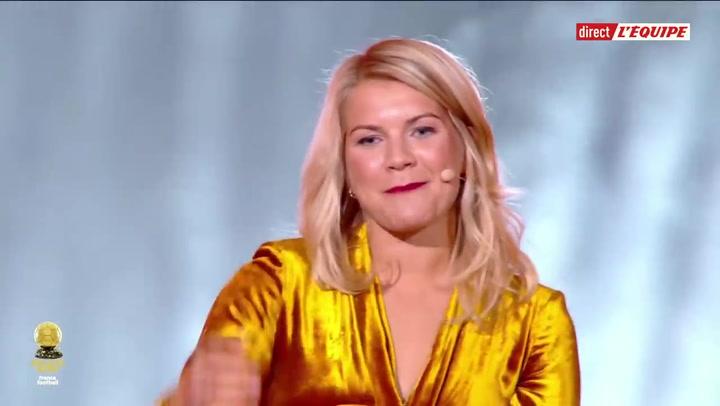 Ada Hegerberg, Balón de Oro femenino, no jugará el Mundial