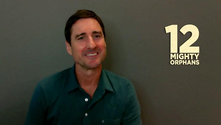 '12 Mighty Orphans' Interview with Luke Wilson, Martin Sheen, Robert Duvall