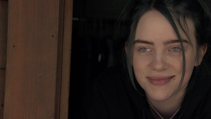 'Billie Eilish: The World's A Little Blurry' Trailer