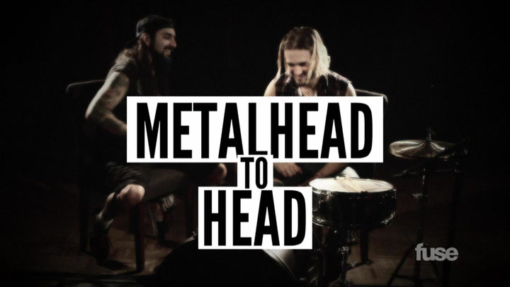 Dream Theater and Winery Dogs' Mike Portnoy and Halestorm's Arejay Hale Part 1