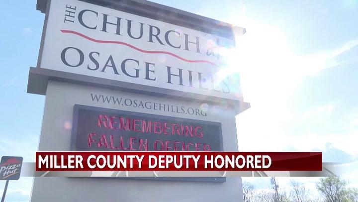 Communities remember Deputy Shoemate