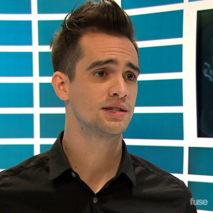 Panic! At The Disco's Brendon Urie Talks Saving Rock & Roll