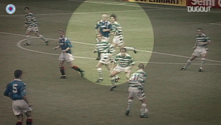 The history of the Old Firm derby
