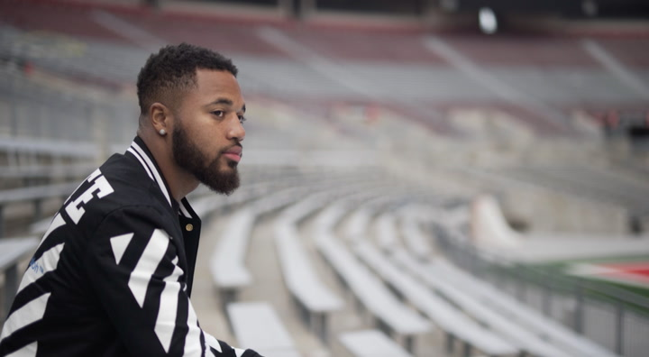 Draft Diaries: Marshon Lattimore | Ep. 1