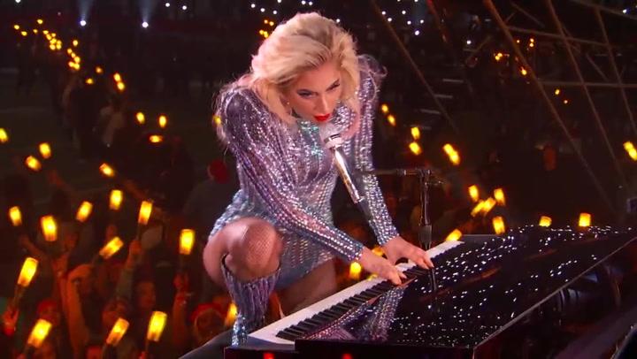 Las mejores actuaciones de la historia de la Super Bowl: Lady Gaga (2017)