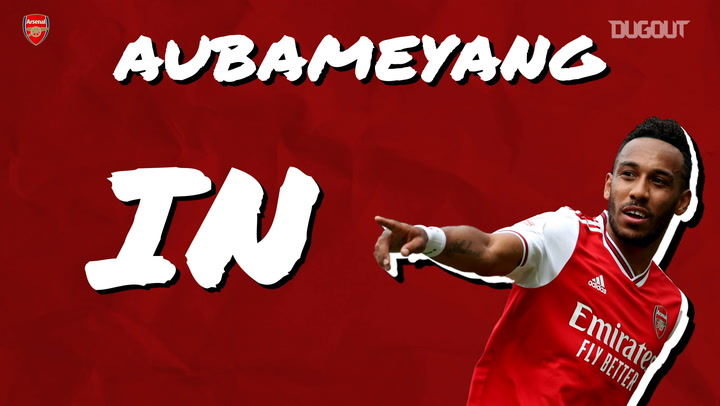 Pierre-Emerick Aubameyang: The stats behind the Arsenal icon