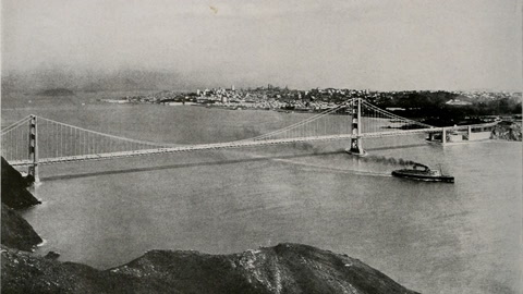 When the 'Golden  Gate' Opened