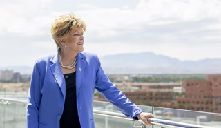 Failure not an option for Mayor Carolyn Goodman facing breast cancer – VIDEO