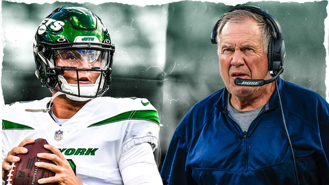 How will Jets QB Zach Wilson perform against Bill Belichick? | Jets Game Plan