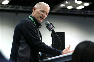 Low-Tech Raiders' GM Talks Preparing for Virtual Draft Format – VIDEO