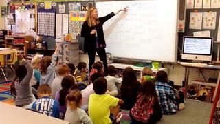"""""""Tell Me Everything"""" Math Routine: Kindergarten"""