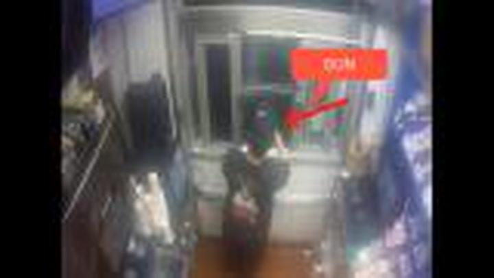 Burger King employee accused of pointing gun at drive-thru customers